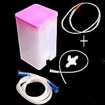 ShoppoWorld Enema Kit | 1.5 Litre | Improved Model with Enema Colon Tip for Home Use