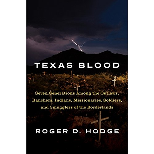 Texas Blood audiobook cover art