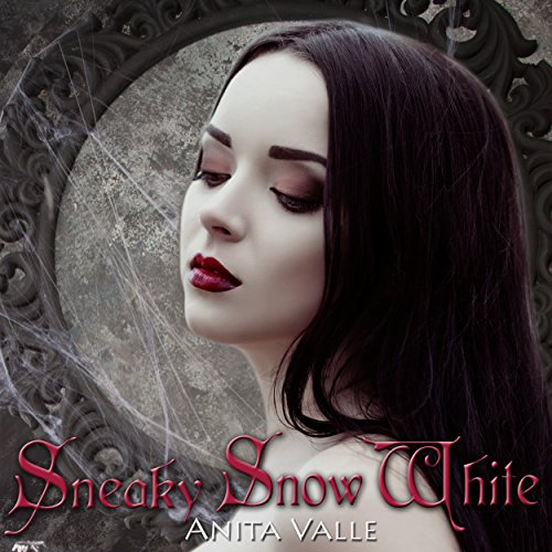 Sneaky Snow White audiobook cover art