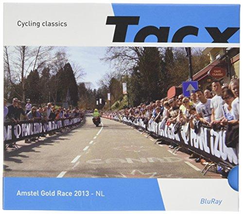 Tacx Cycling Classics - Disco Blu-ray para entrenador virtual de ciclismo (Amstel Gold Race 2013, Holanda)