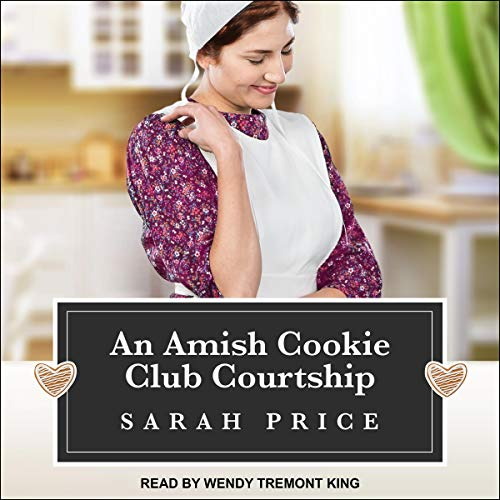 An Amish Cookie Club Courtship cover art