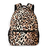 LNLN Mochila Casual verdeFashion Leisure Backpack Natural Animal Print Unisex...