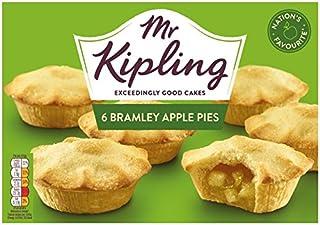 Mr Kipling Cakes - Bramley Apple Pies - 6pk