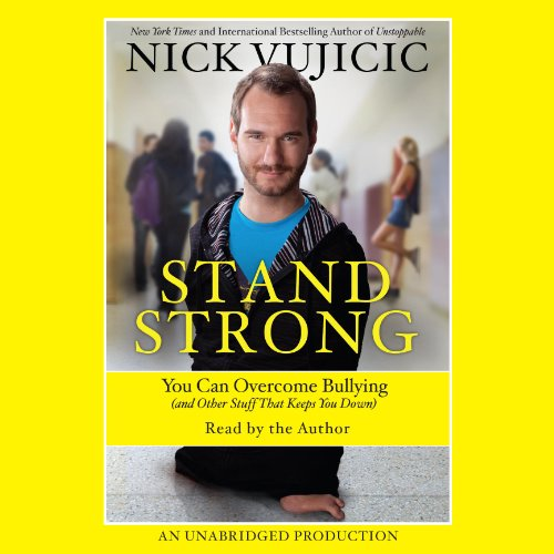 Stand Strong audiobook cover art