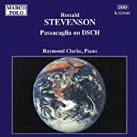 Stevenson: Passacaglia on DSCH (2006-08-01)