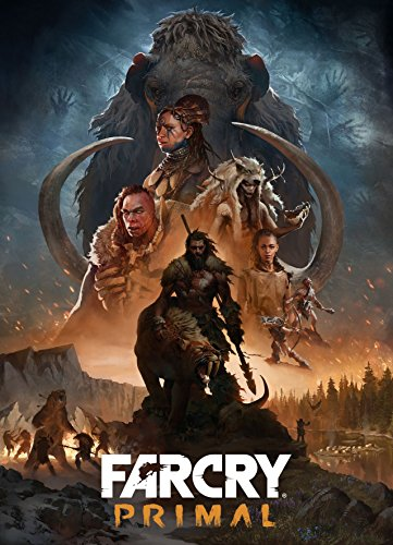 FAR CRY Primal - Imported Video Game Wall Poster Print - 43cm x 61cm / 17 Inches x 24 Inches A2 LA4 Xbox 1