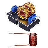 120w modulo di riscaldamento a induzione, bys459-1500 mini modulo di riscaldamento a induzione zvs 5v-12v per riscaldatore ad alta frequenza