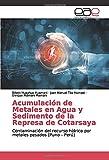 Acumulación de Metales en Agua y Sedimento de la Represa de Cotarsaya: Contaminación del recurso hídrico por metales pesados (Puno - Perú)