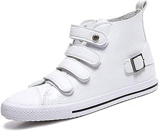 スニーカー レディース 靴 キッズ マラソン?ベルクロスニーカ スニーカーホワイト スニーカー レディース ローカット デッキシューズ 白の靴 ショートブーツ スケートボードシューズ ハイカット 黒 カジュアルシューズ