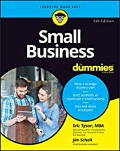 Small Business For Dummies Book PDF