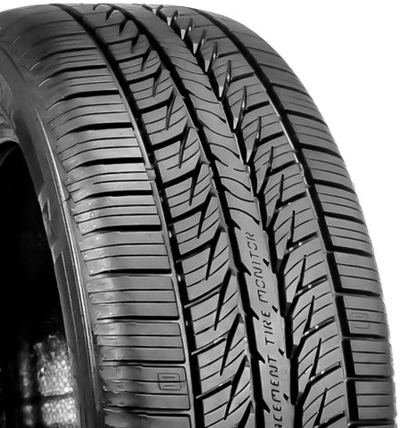 general altimax rt43s General AltiMAX RT43 Radial Tire - 225/55R17 97T