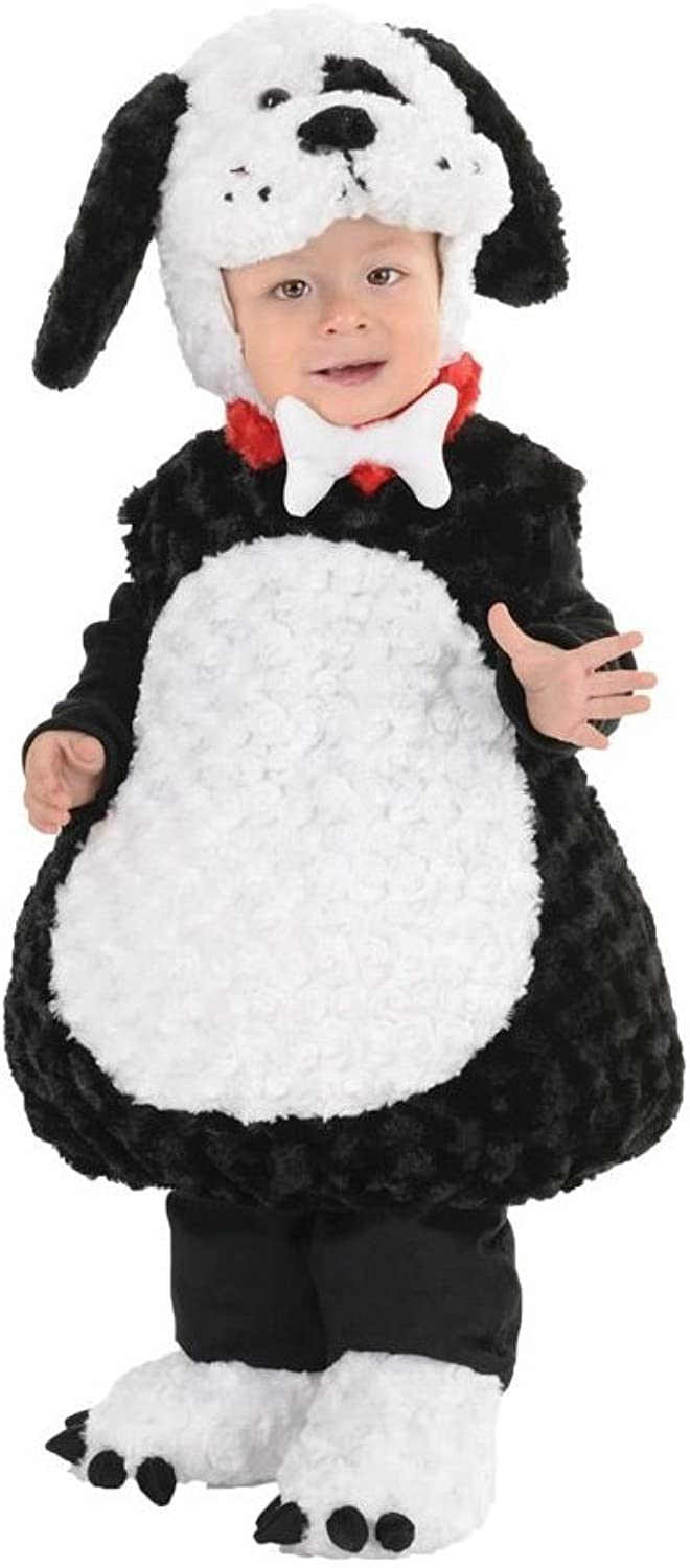 Black Toddler Puppy Costume for Babies