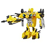 Transformers Prime Beast Hunters Deluxe Class Bumblebee Figure 5 Inches