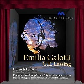 Emilia Galotti Titelbild