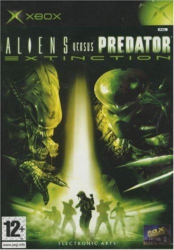 Aliens vs Predator : Extinction [Xbox] [Importado de Francia]