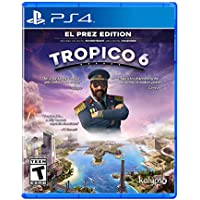 Tropico 6 for PlayStation 4 by Kalypso Media