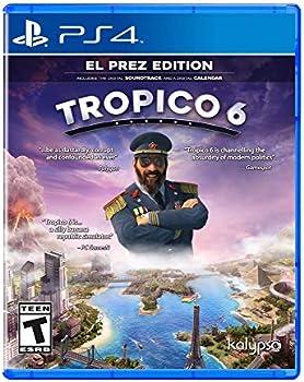 Tropico 6 for PlayStation 4 by Kalypso Media
