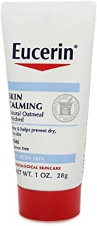 Eucerin Skin Calming Daily Moisturizing Creme 1 oz (Pack of 36)