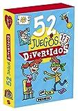 52 Juegos divertidos (Barajas de juegos y actividades)