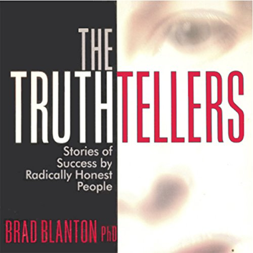 The Truthtellers audiobook cover art