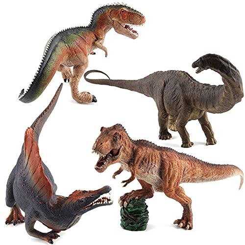 WWYYZ Juguetes Modelo De Dinosaurio De Simulación, Figura Móvil De Mandíbula Modelo Juguete Educativo para Niños