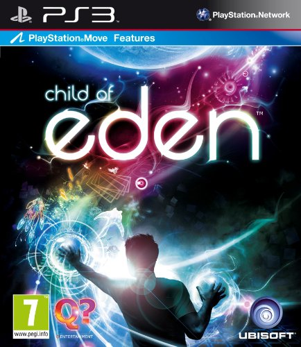 Child of Eden - Move Compatible (PS3) [Importación inglesa]