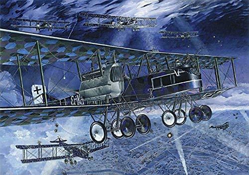 Roden 016 - Gotha G.V bombarderos, 161 piezas [importado de Alemania]
