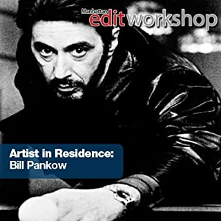 An Evening with Film Editor Bill Pankow audiobook cover art