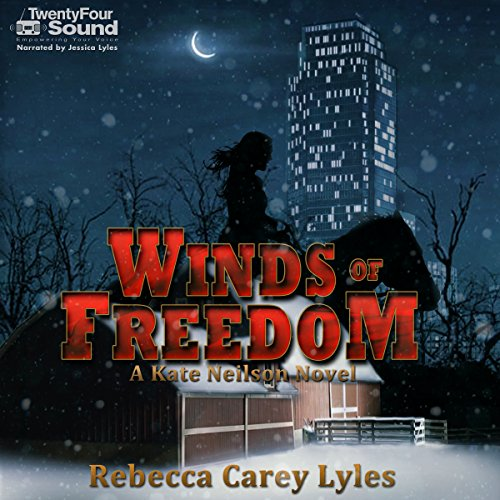 Winds of Freedom audiobook cover art