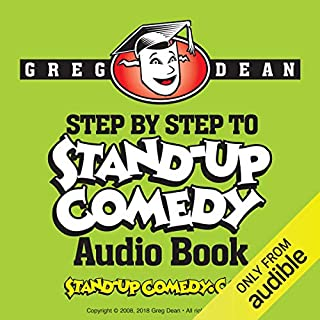 Step by Step to Stand-Up Comedy Titelbild