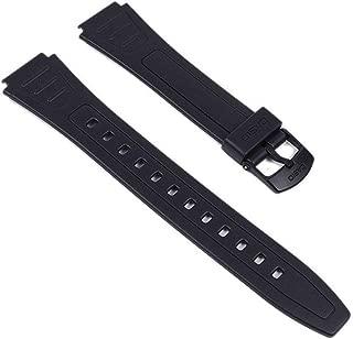 10268612 - Correa para reloj, resina, color negro