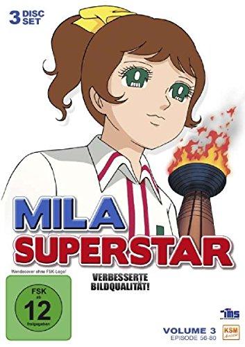 Mila Superstar Vol. 3/Episode 56-80 [3 DVDs]