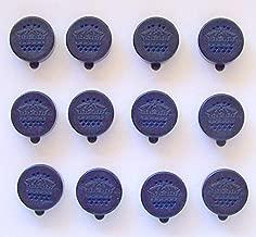 12 Corona Salt and Pepper Caps, Make Your Own Coronita Shakers (Оne Расk)