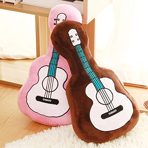 Guitar Shaped Pillows