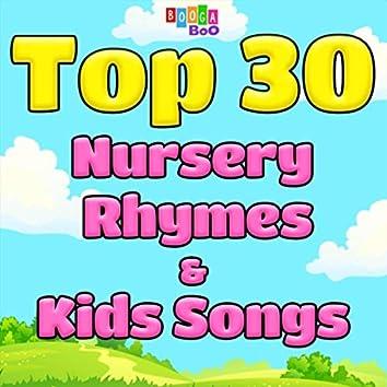 Top 30 Nursery Rhymes and Kids Songs