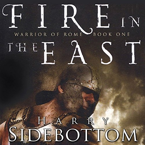 Fire in the East audiobook cover art