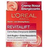 L'Oréal Paris Trattamenti Crema Viso Giorno Energizzante Anti-Rughe Revitalift, Formula E...