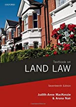 Best textbook on land law Reviews