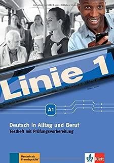 Linie 1: Testheft A1 mit Audio-CD