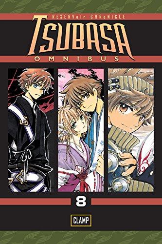 Tsubasa Omnibus Vol. 8 (English Edition)