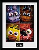 GB Eye LTD, Five Nights at Freddys, Quad, Fotografía enmarcada, 40 x 30 cm