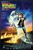 Close Up Zurück in die Zukunft Poster Michael J. Fox