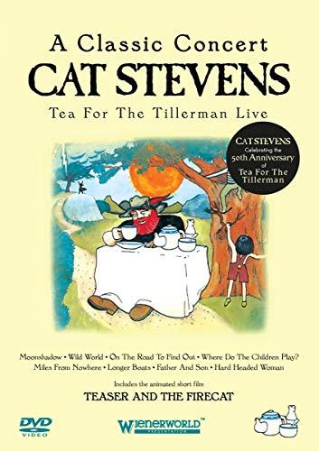 Tea For The Tillerman Live: A Classic Concert [Reino Unido] [DVD]