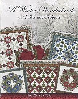 walking in a winter wonderland quilt