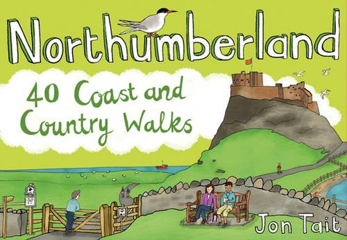 Northumberland: 40 Coast and Country Walks (Pocket Mountains) (Pocket Mountains S.)