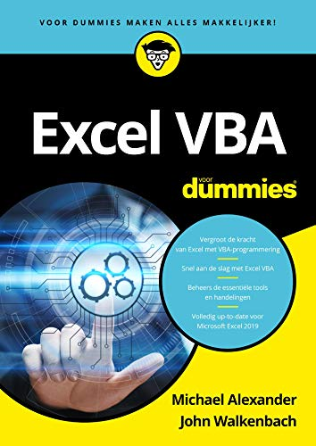 Microsoft Excel VBA voor Dummies (Dutch Edition)