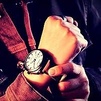 QTMIAO 美しいYAZOLE時計 339腕時計メンズライト腕時計スクエアダイアルクォーツ時計男性 (Color : 1)