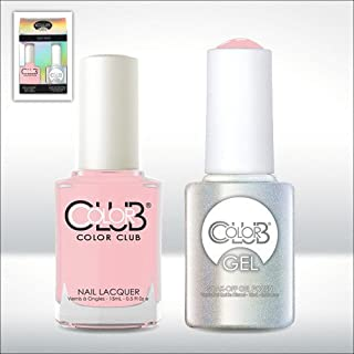Color Club Gel Femme A LA Mode Sheer Color Club Gel + Lacquer Duo