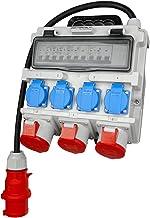 4x230V 3x400V 1x32A/2x16A doktervoltage 7273