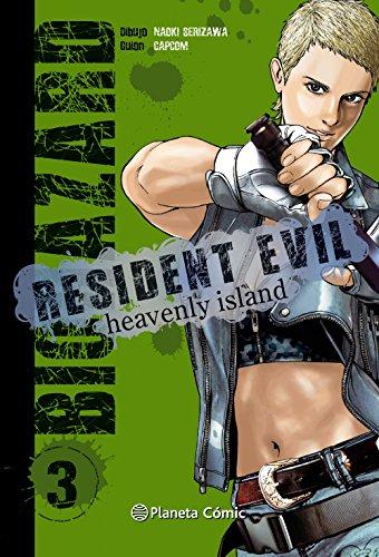 Resident Evil Heavenly Island nº 03/05 (Manga Seinen)